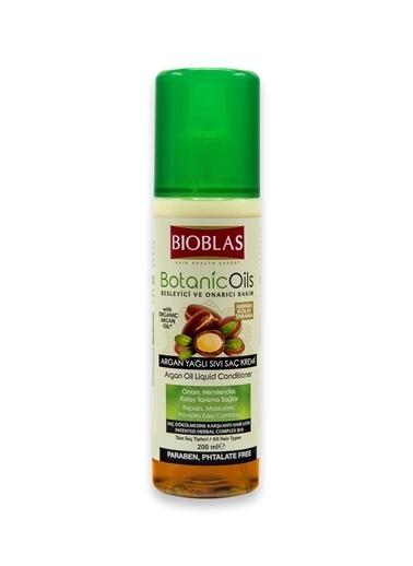 Bioblas Bıoblas Sıvı Saç Kremi Argan Yağlı 200 Ml Renksiz